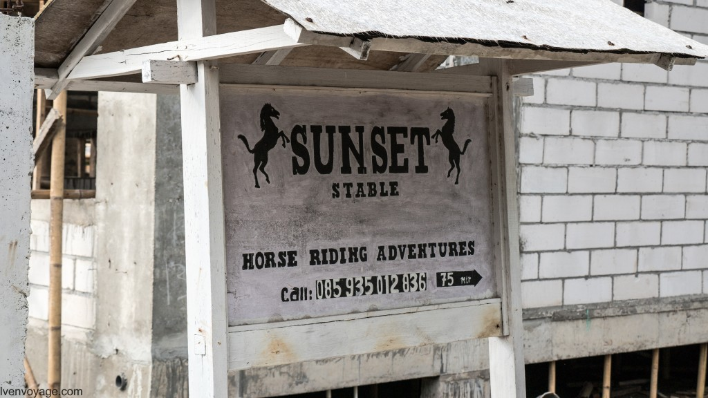 Sunset Stable