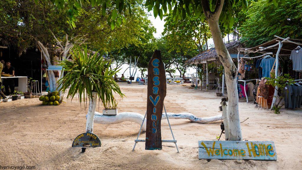 Casa Vintage Beach GILI TRAWANGAN INDONESIE