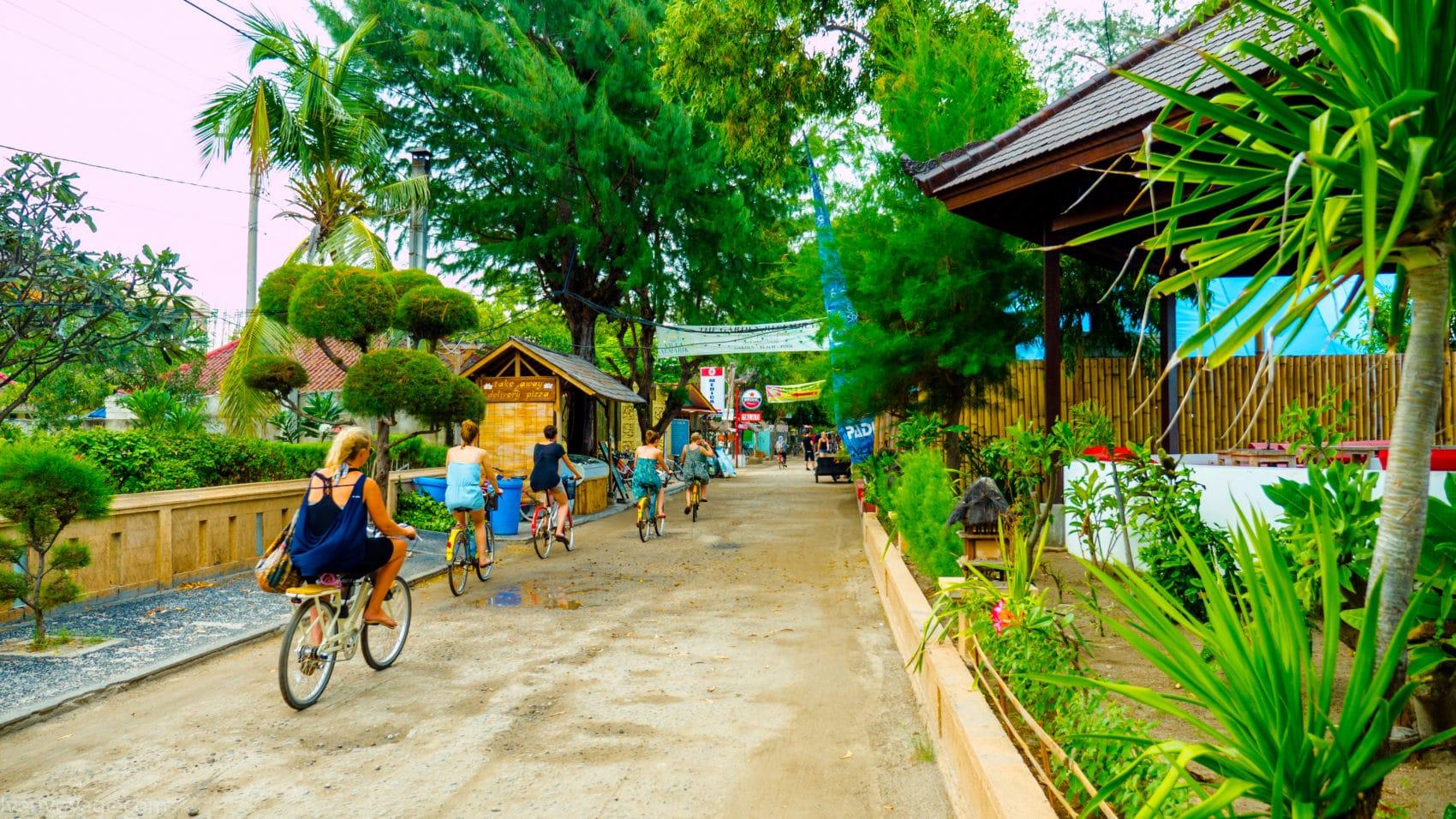 Les îles Gili : Laquelle choisir pour des vacances inoubliables ?