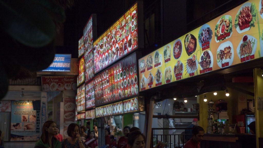 food court kuta