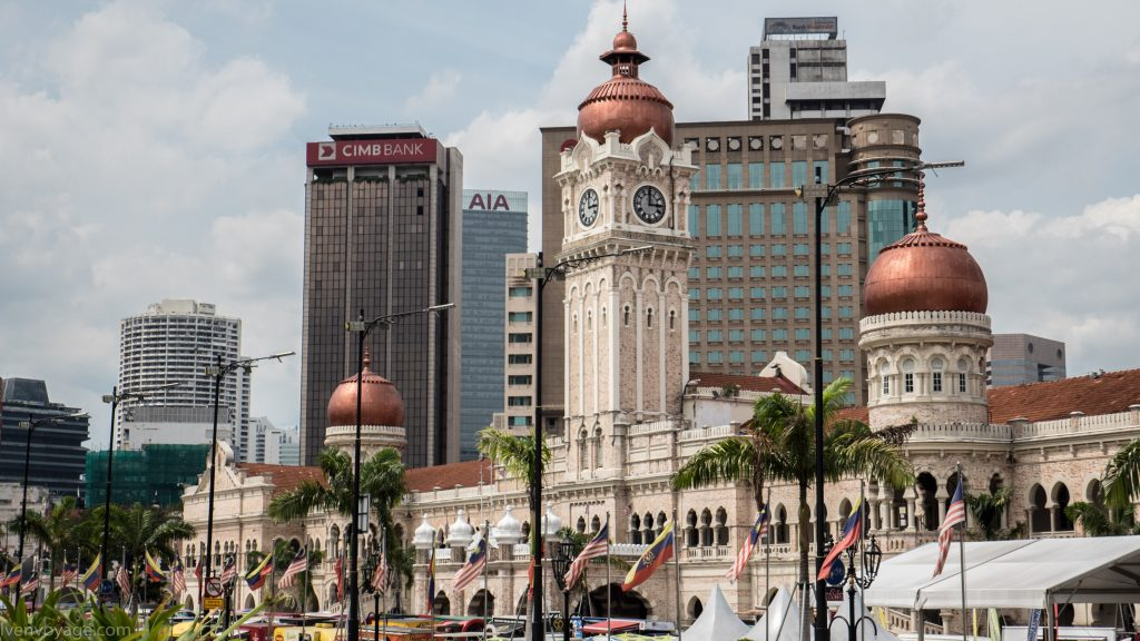 PALAIS SULTAN ABDUL SAMAD Kuala Lumpur
