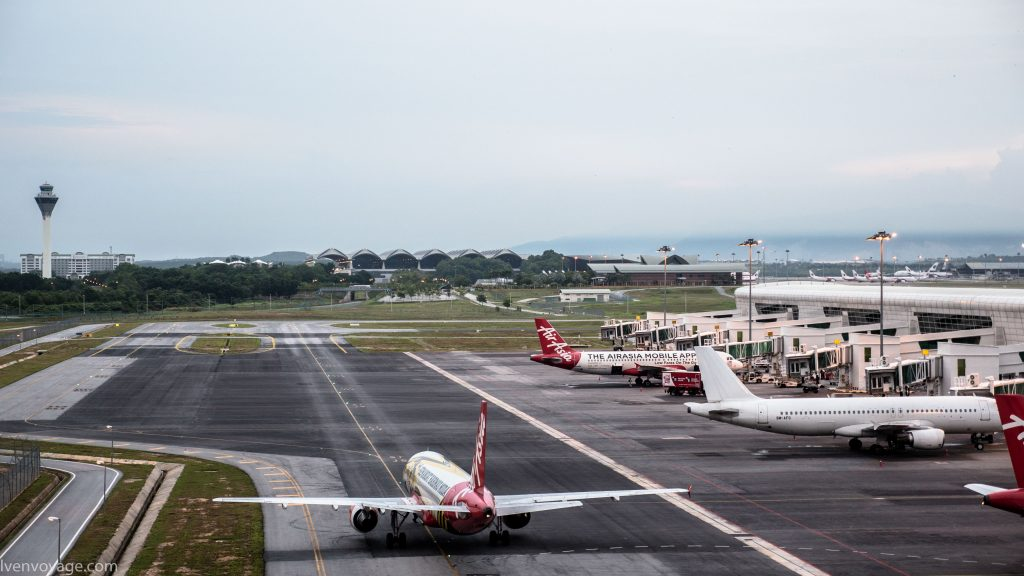 aéroport kuala lumpur KLIA2