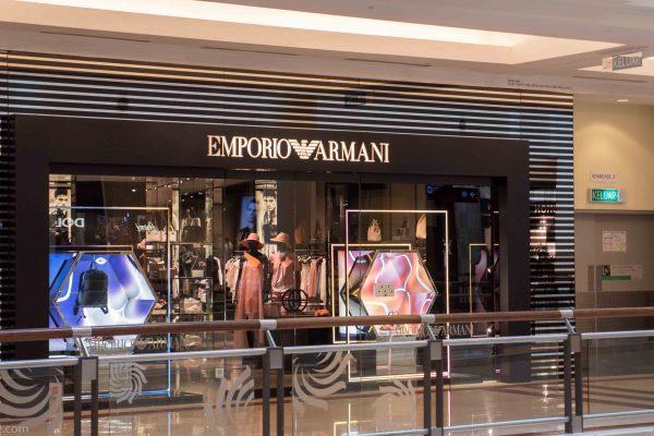 centres commerciaux kuala lumpur EMPORIO ARMANI