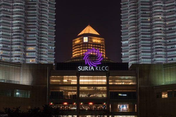 centres commerciaux kuala lumpur SURIA KLCC