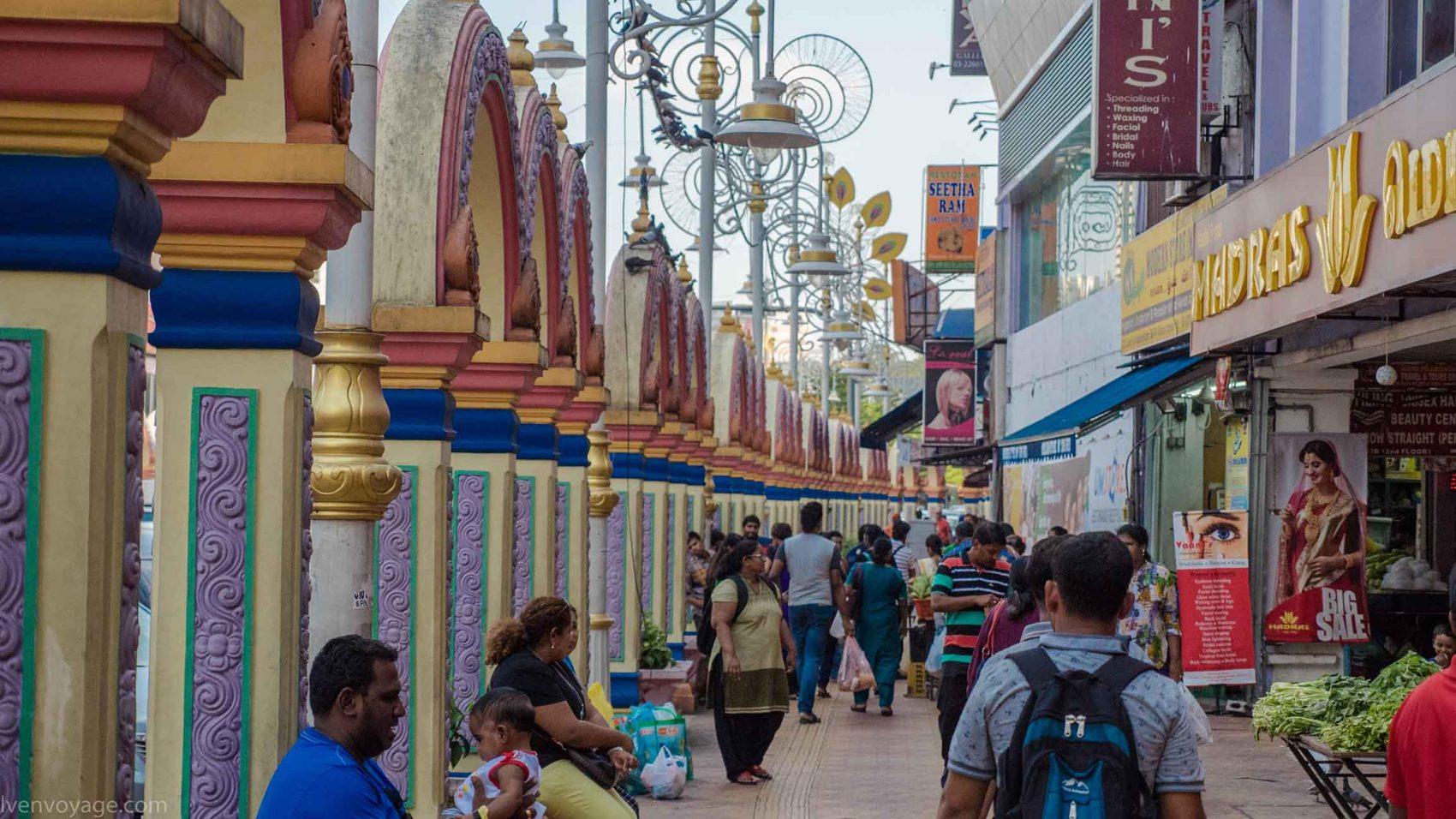 Les meilleurs quartiers de Kuala Lumpur