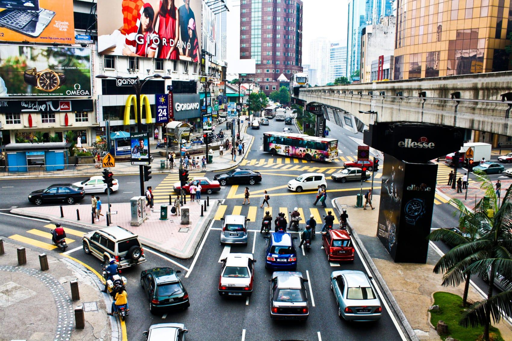Quartier Bukit Bintang