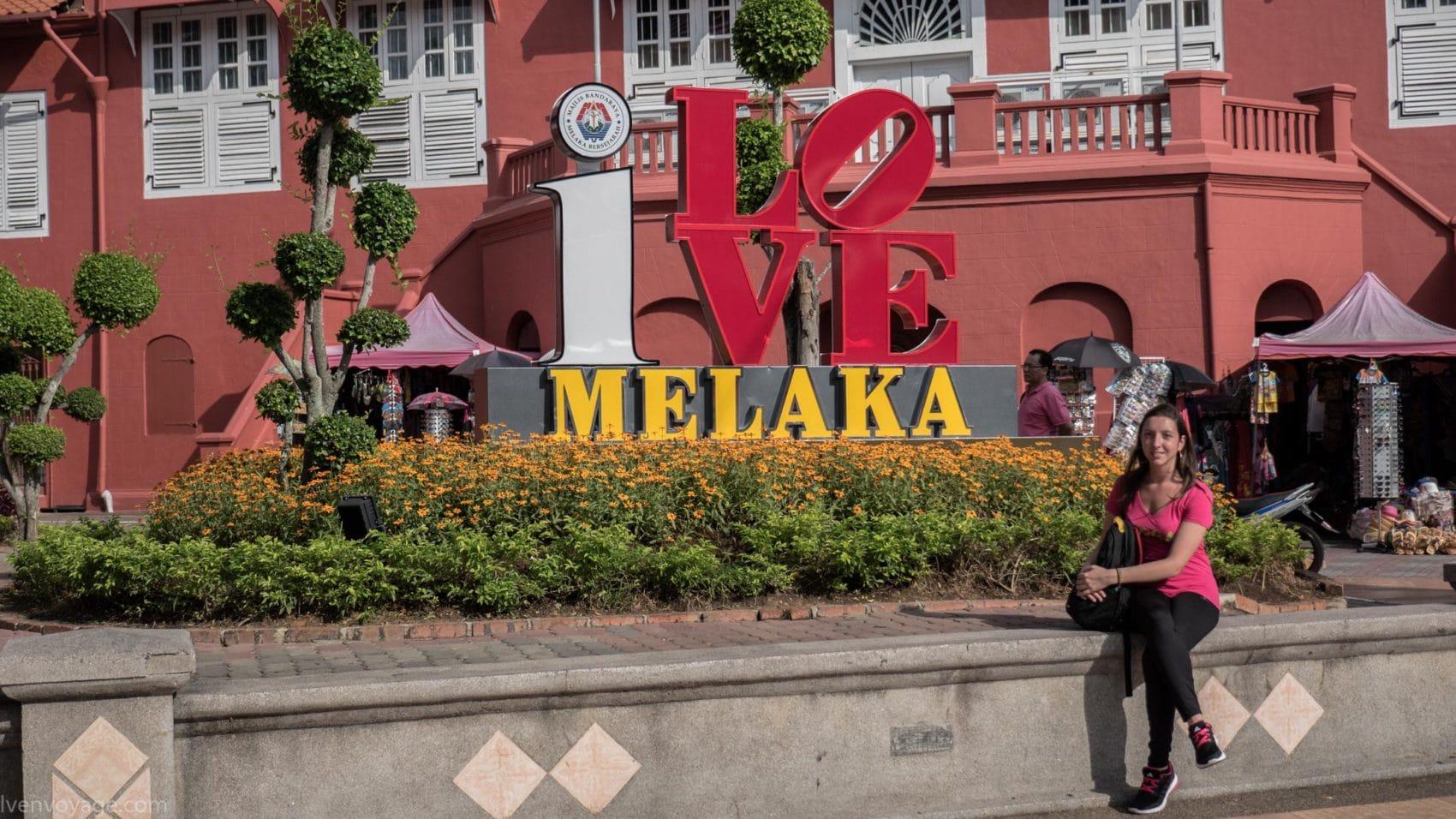 Malacca, un voyage dans le temps en Malaisie
