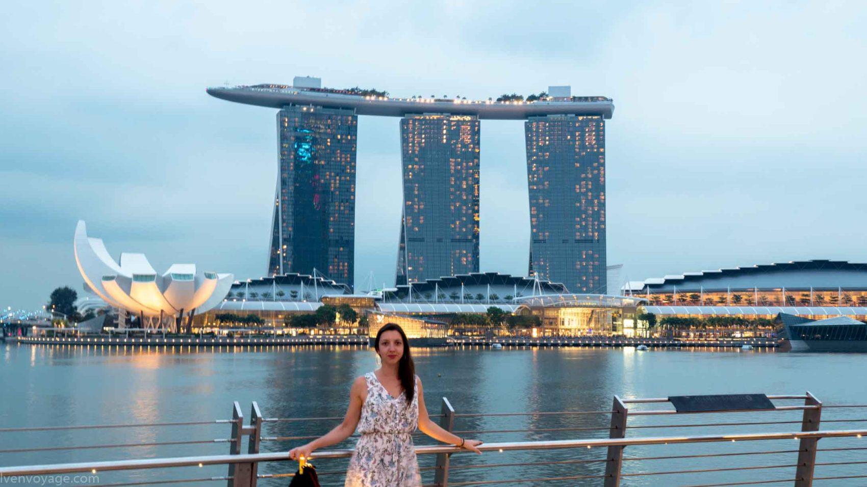 Singapour, un monde à part en Asie