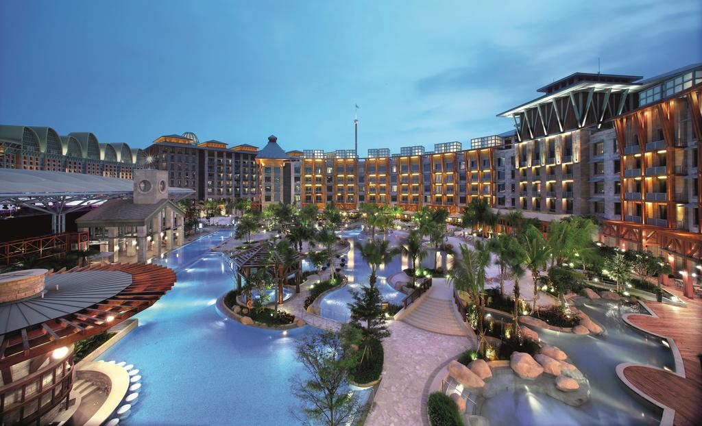 Resorts World Sentosa – Hard Rock Hotel Singapore