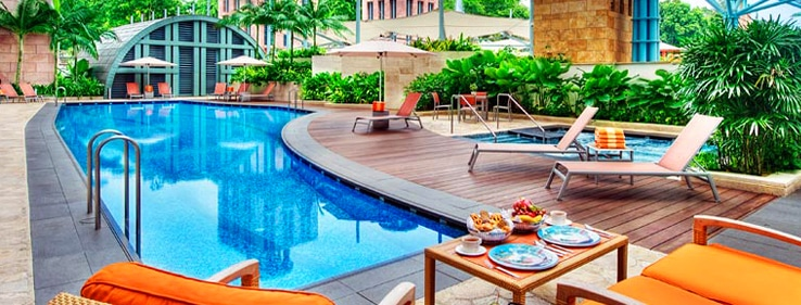 Resorts World Sentosa – Hotel Michael