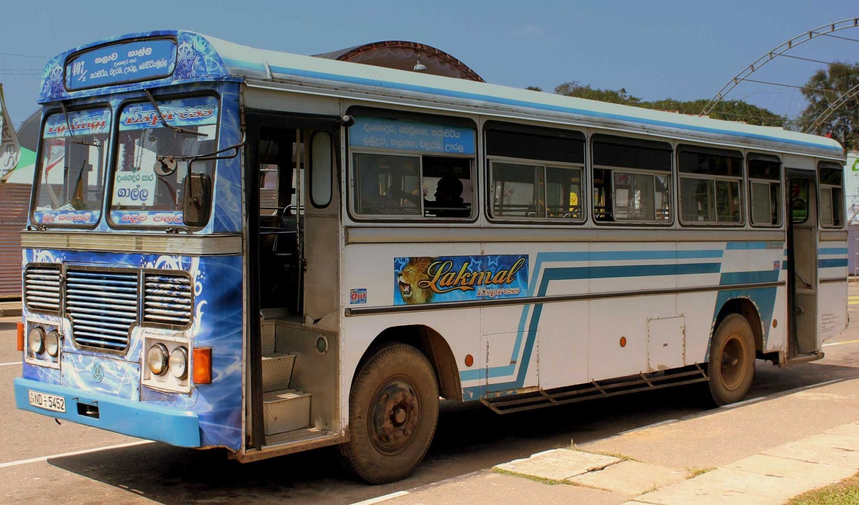 BUS GALLE