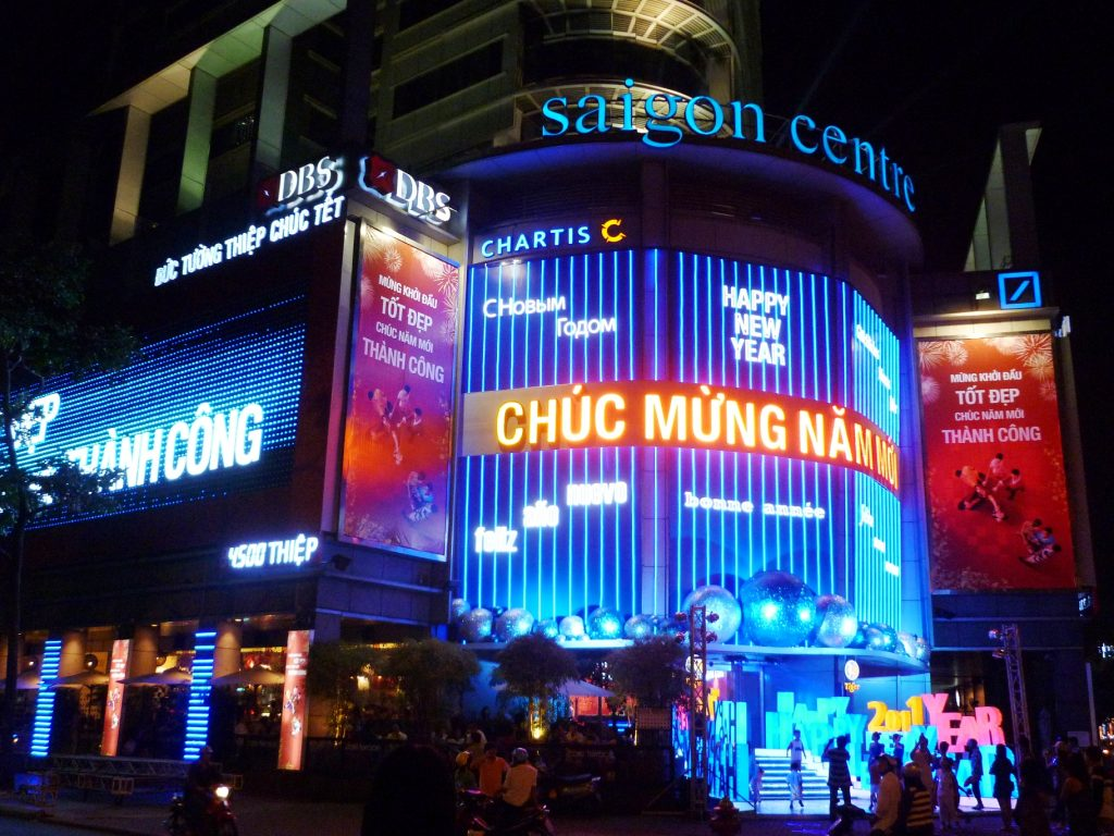saigon_centre_at_night
