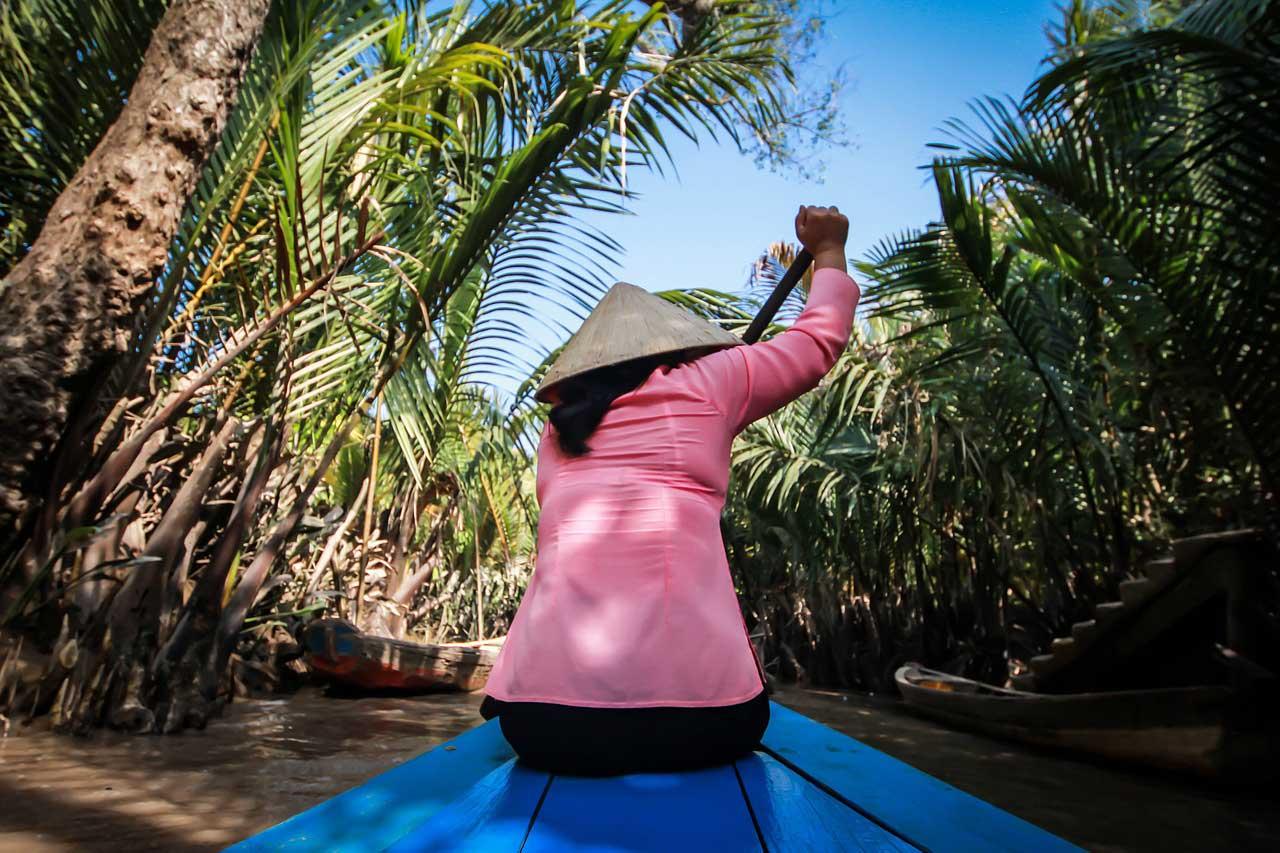 Notre arrivée au Vietnam