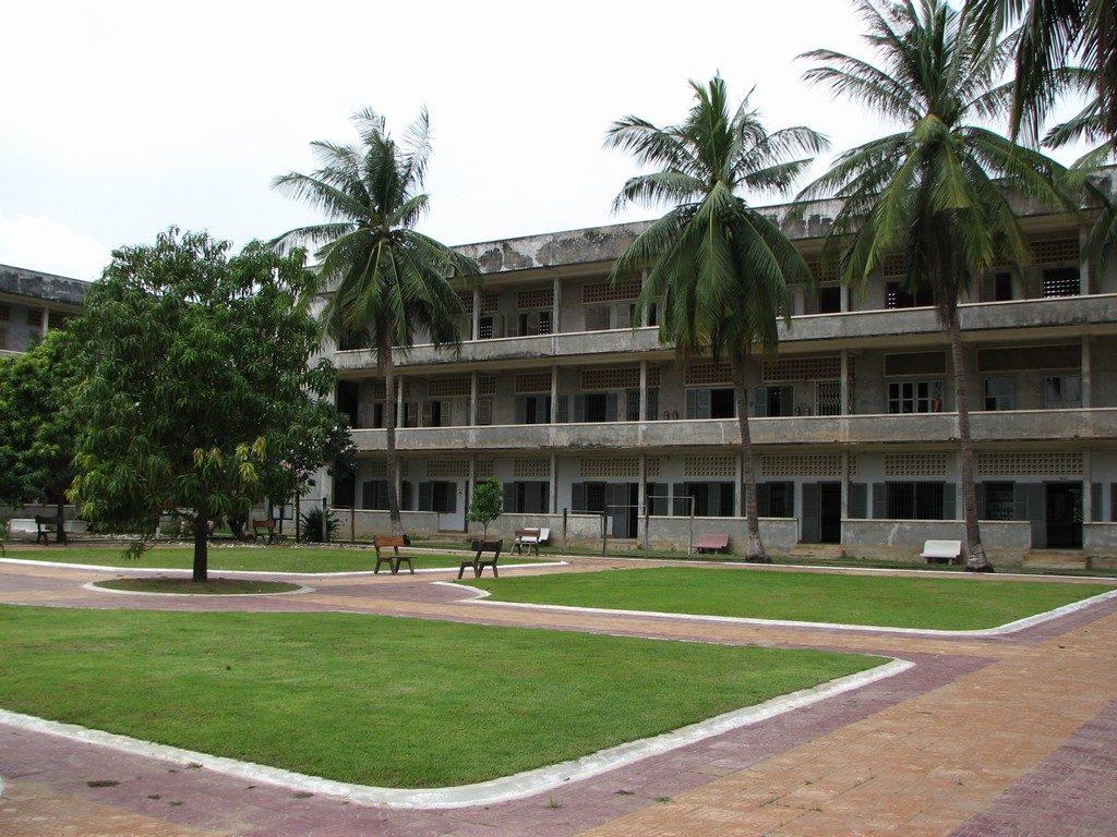 Tuol sleng PHNOM PENH