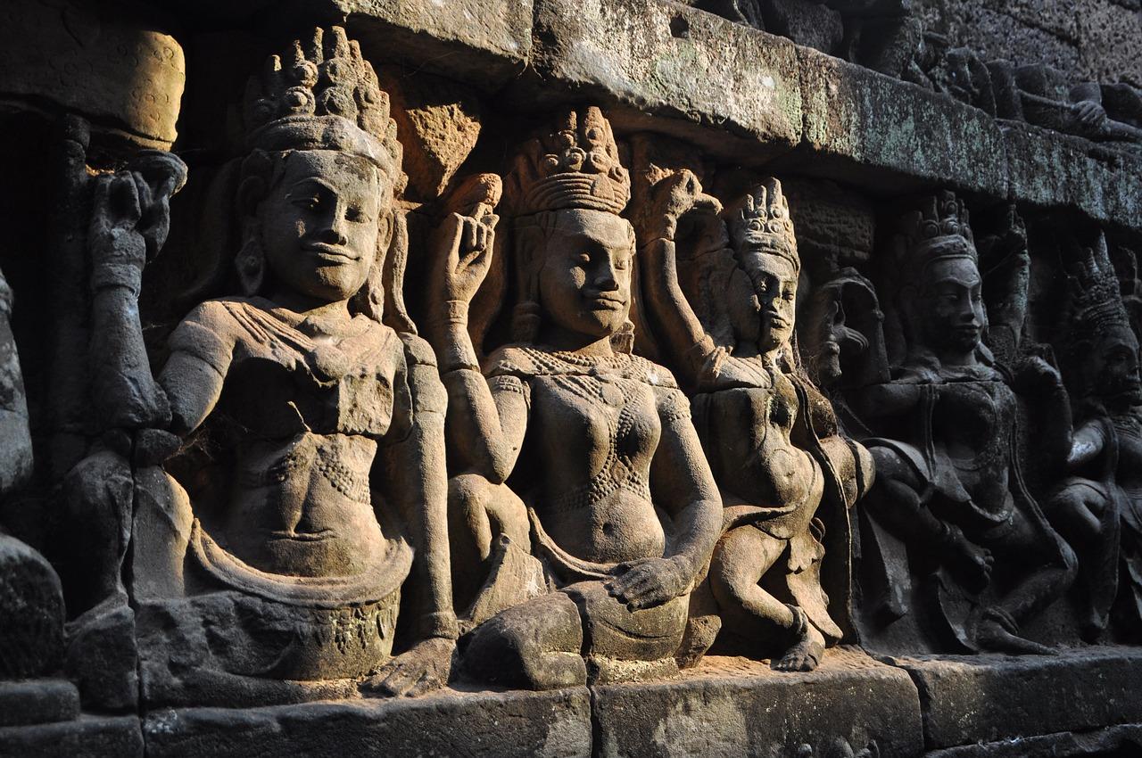 Notre arrivée au Cambodge