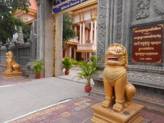 wat-langka PHNOM PENH