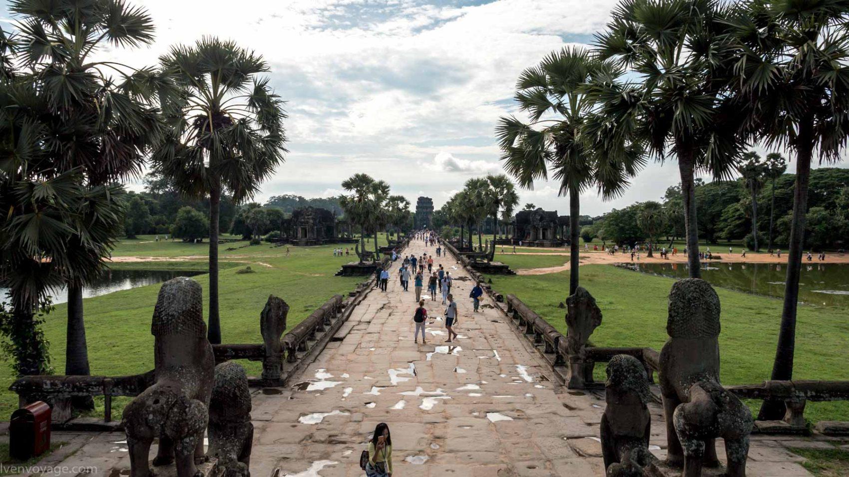Comment visiter Angkor en 3 jours : le guide ultime (2/3)