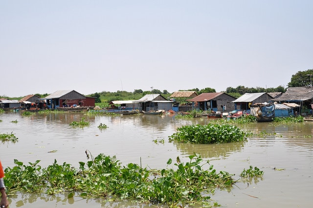 Prek Toal village