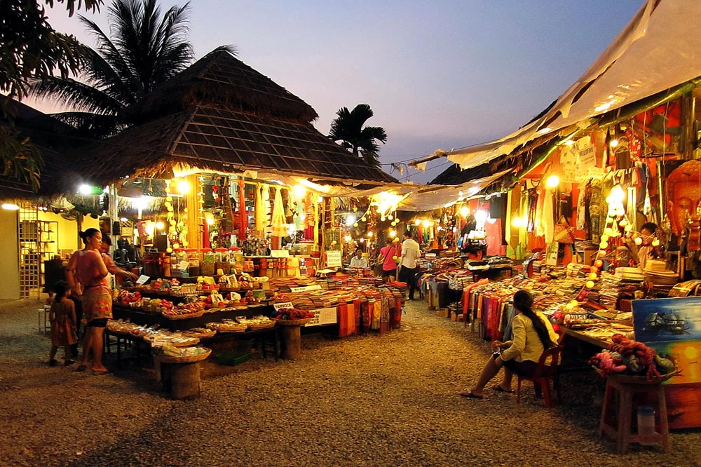 Night_Market Siem Reap