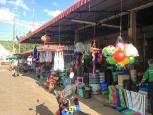 Daoheuang Market PAKSE LAOS