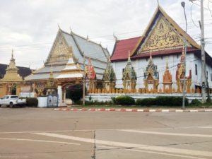Wat Luang Temple PAKSE LAOS