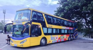 KING OF BUS COMPAGNIE BUS LAOS PAKSE VIENTIANE