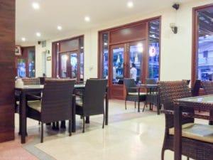 PHI DAO HOTEL RESTAURANT PAKSE LAOS