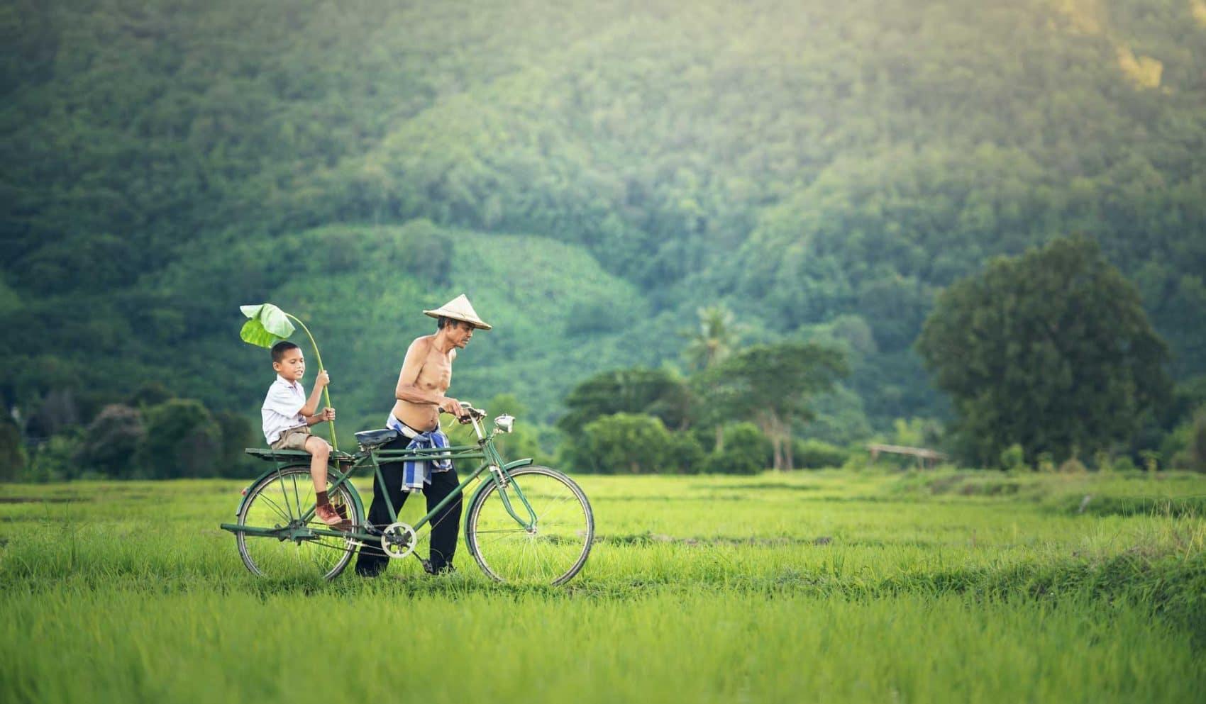 Notre arrivée au Laos
