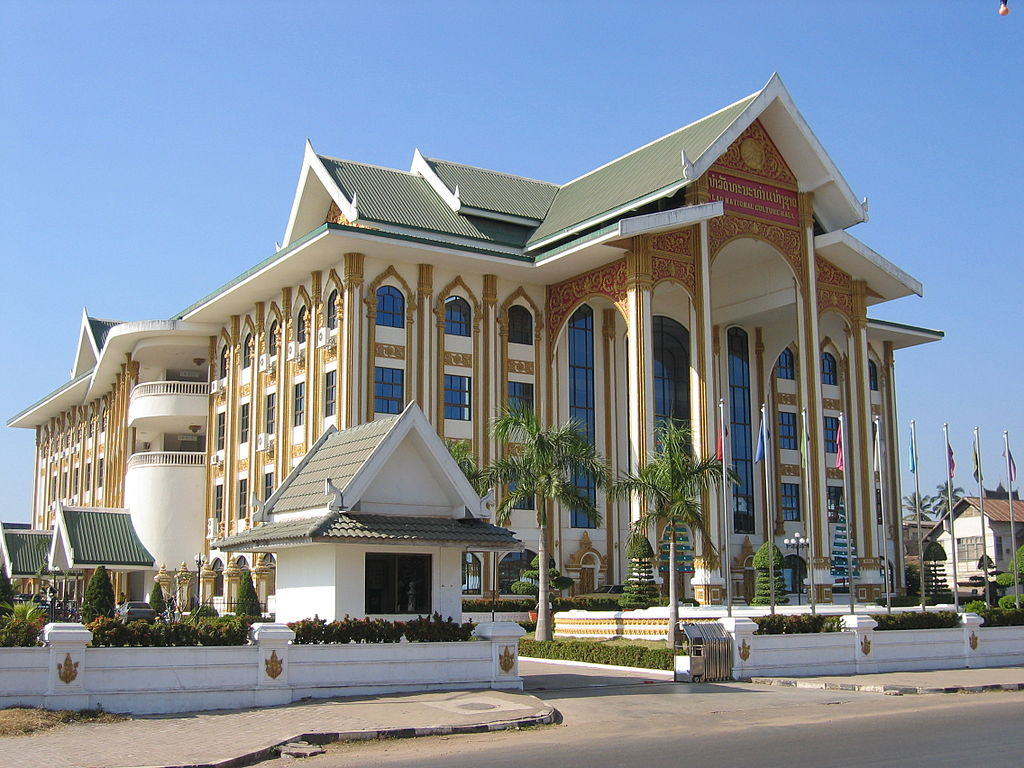 Lao_National_Cultura_Hall_Vientiane_Laos