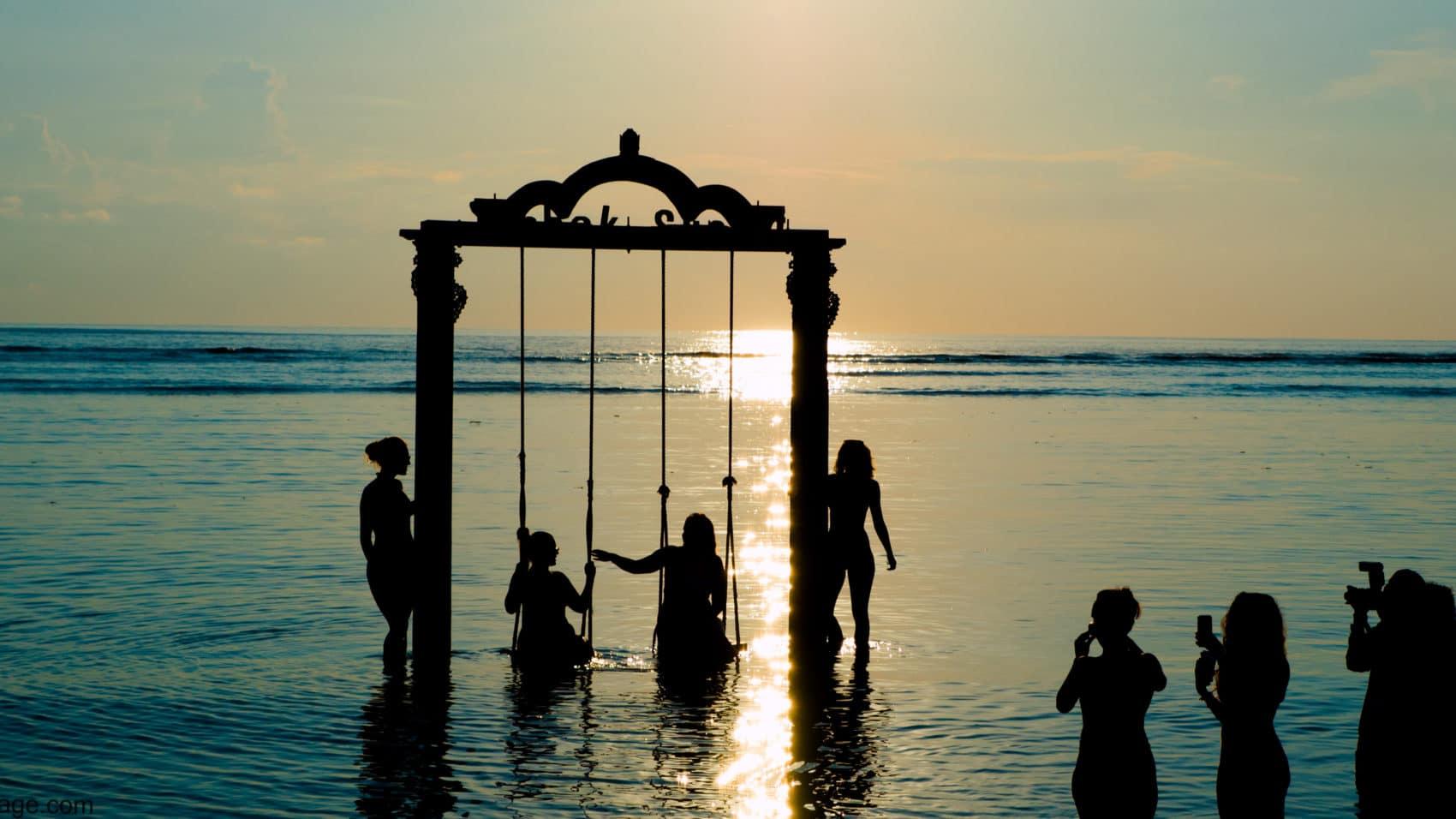 Îles Gili, Indonésie