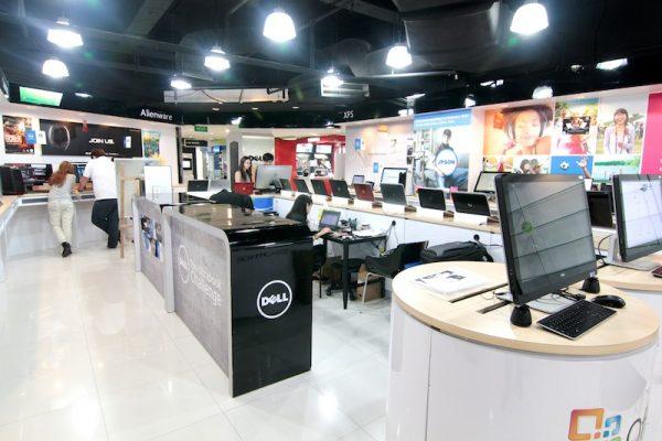centres commerciaux kuala lumpur DELL
