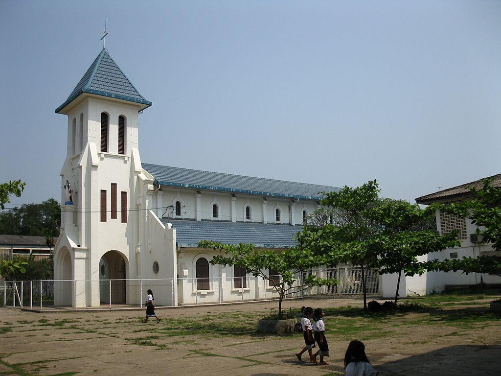 Church of Sacred Heart VIENTIANE LAOS